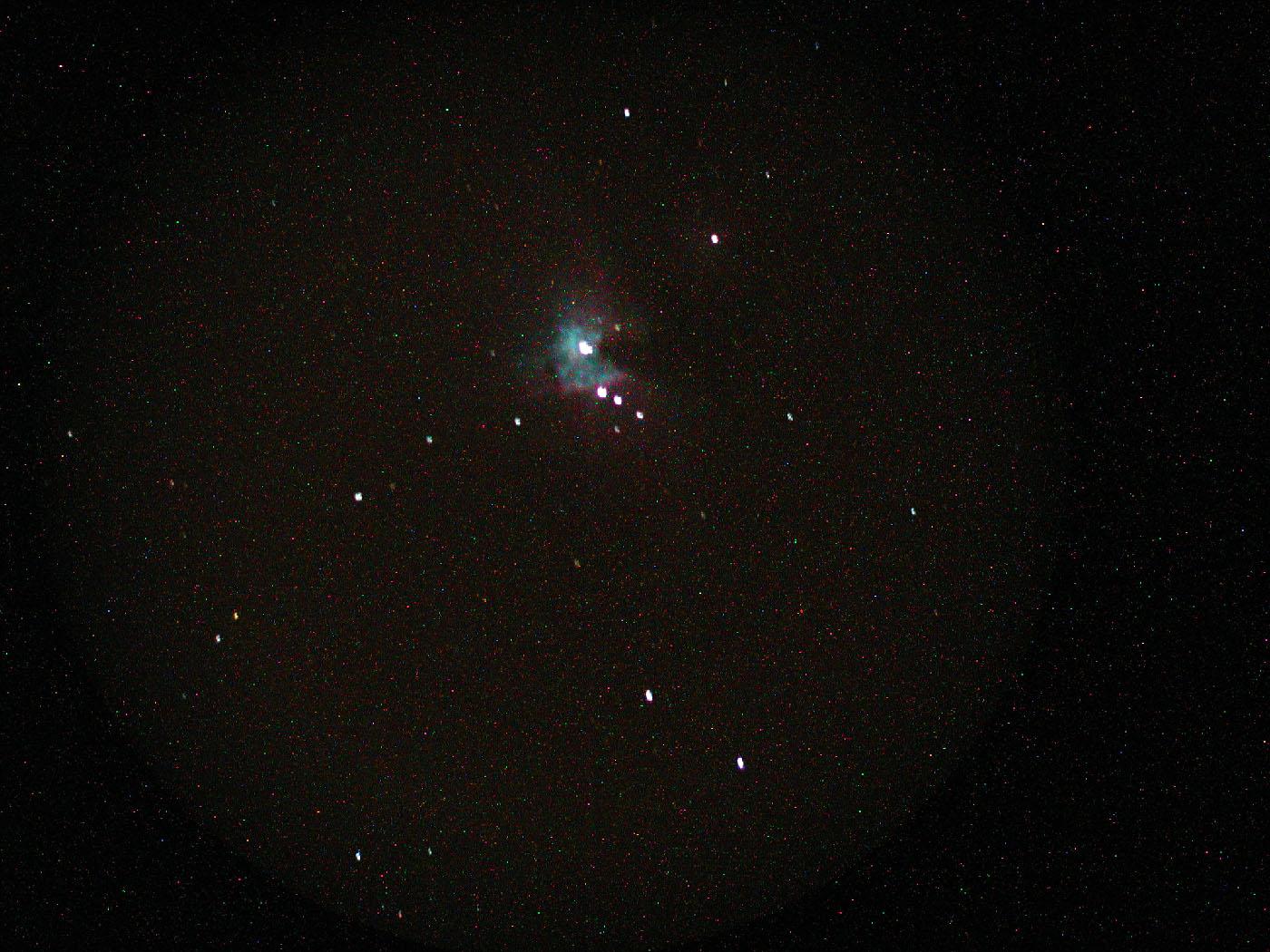 from small telescope orion nebula - photo #23