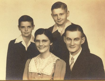 1950s+family+portrait